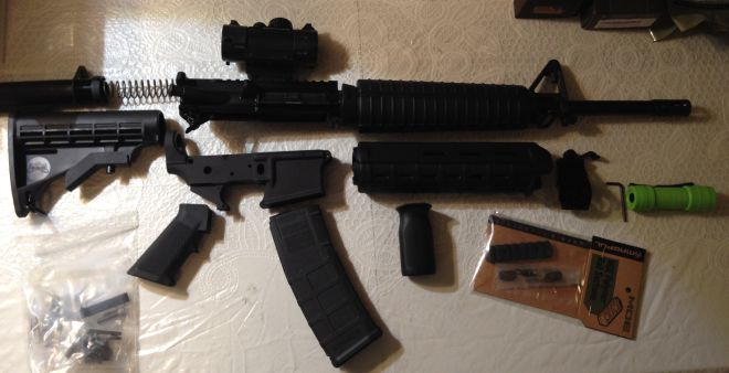 AR15 All Parts