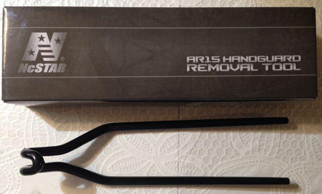 AR15 handguard tool