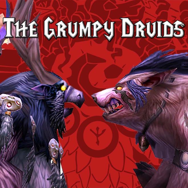 The Grumpy Druids
